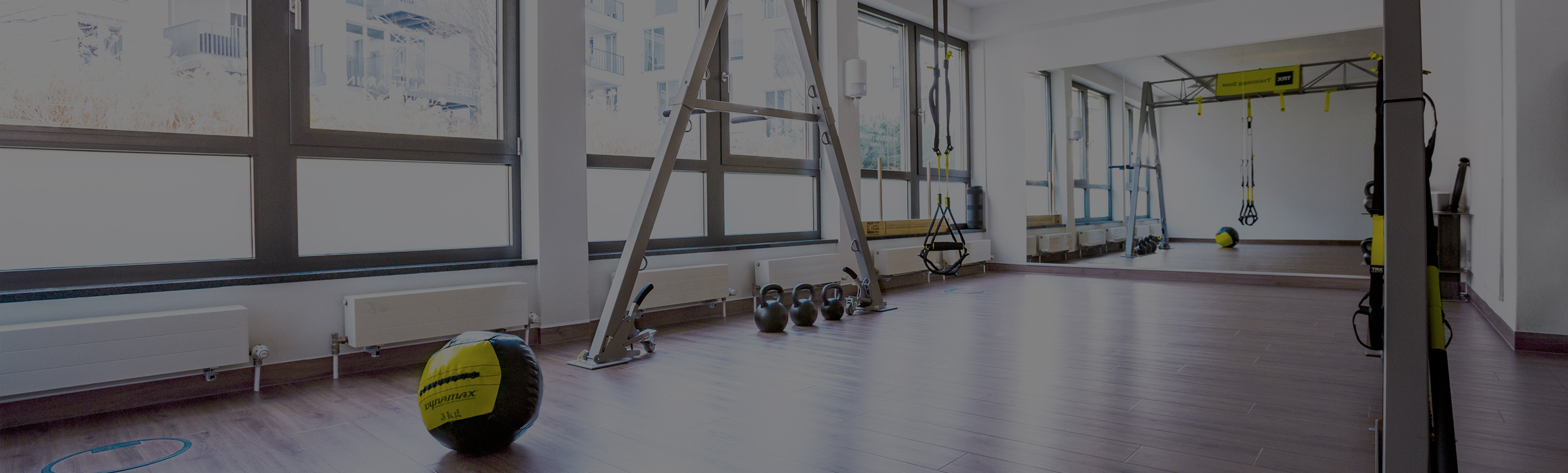 Personal Training Lounge - Sportraum Fitness